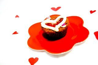 Valentine's Day Cupcakes for Your Sweetheart – Shirley Temple Cupcakes