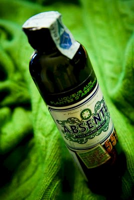 Absinthe is Legal and Ready to Be Used in Cupcakes