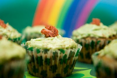 Corned Beef and Cabbage Cupcakes: A Savory St. Patrick's Day Cupcake