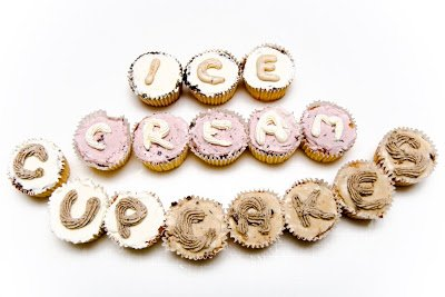 How To Make Ice Cream Cupcakes | Cupcake Project