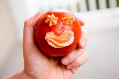 Tomato Cream Cheese Frosting Recipe