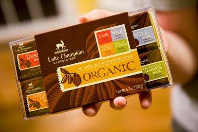 Lake Champlain Chocolates: How Many Raisins Are in a Bag ...