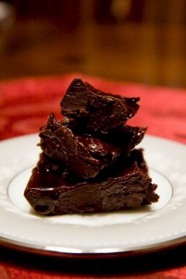 Homemade Fudge Recipe with Balsamic
