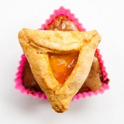 Hamantashen Cupcakes – Cupcakes for Purim