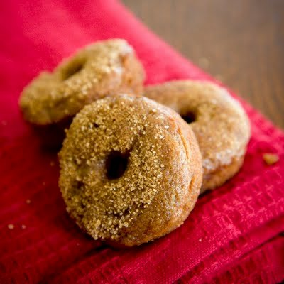 Apple Cider Doughnuts with Honey Glaze – Rosh Hashana Recipe