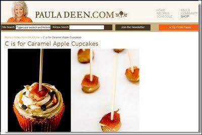 I'm on Paula Deen