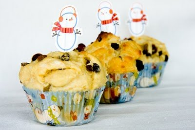 Christmas Stollen Cupcakes – A Christmas Classic Transformed ...