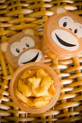 Goldfish Crackers Made From Scratch