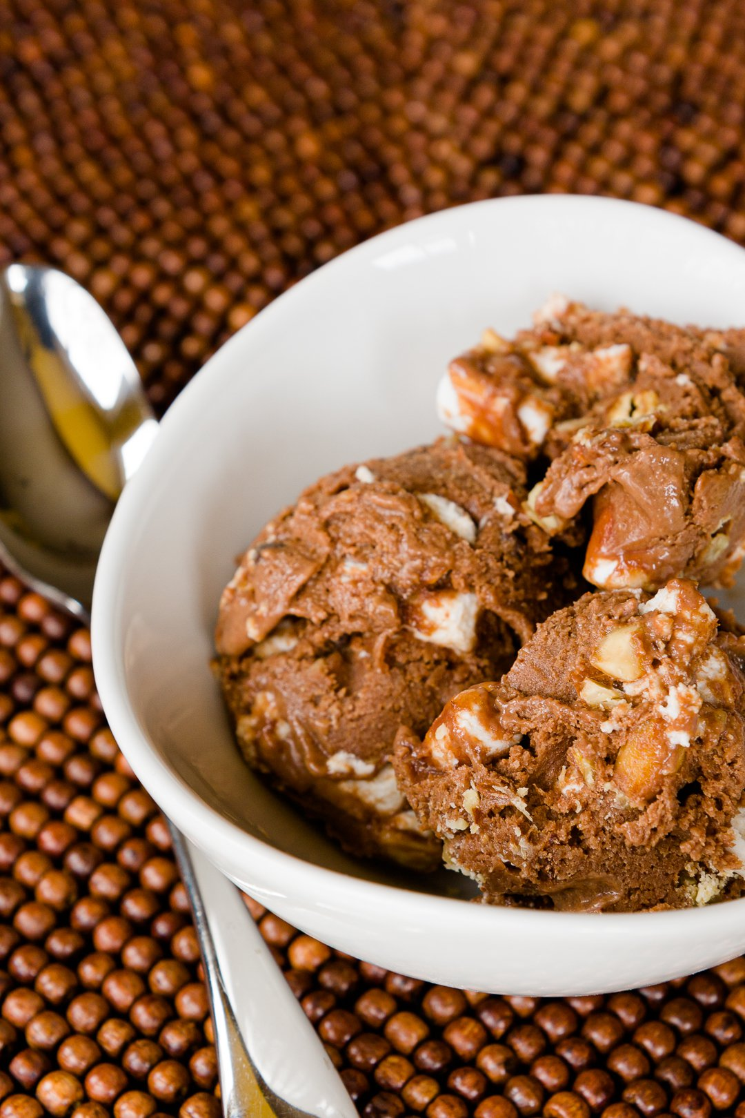 Rocky Road Ice Cream