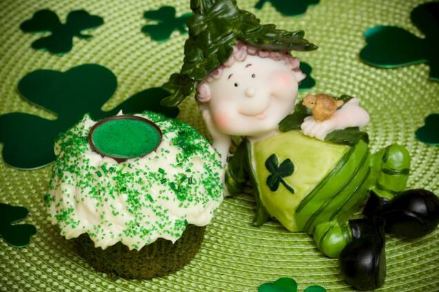 The Ultimate St. Patrick's Day Cupcakes