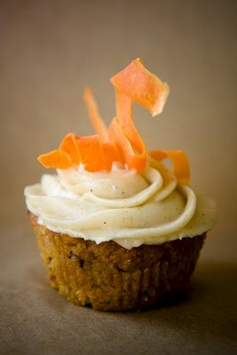 Carrot Cake Cupcakes – Unforgettably Moist