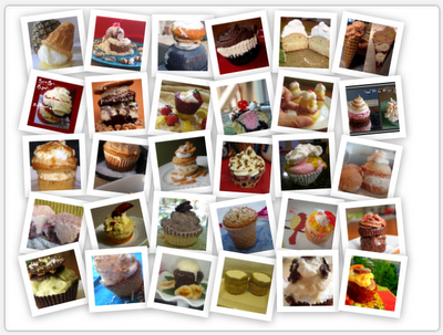 Ice Cream Cupcake Roundup Entries Are In!