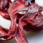 Candied Hibiscus