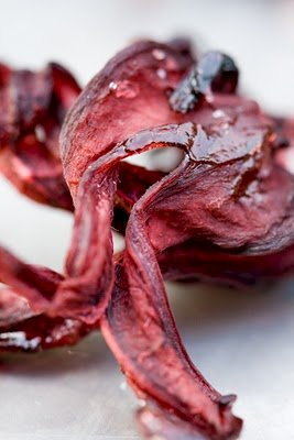 Candied Flowers – Hibiscus