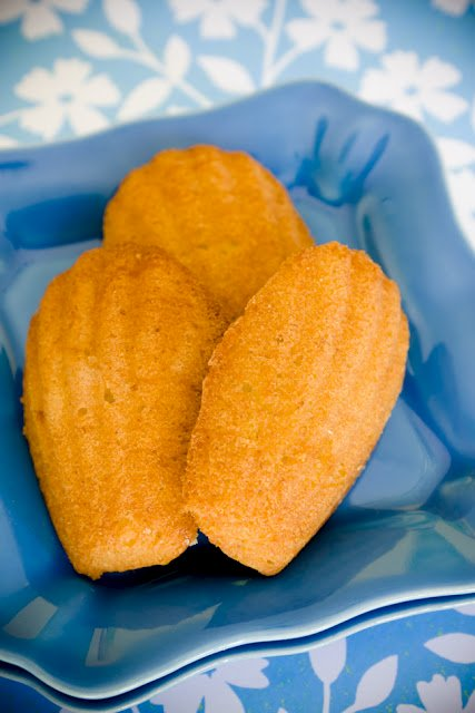 Madeleine Recipe with An Unexpected Twist