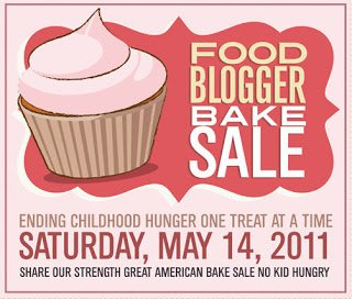 Share Our Strength Bake Sale is This Saturday!