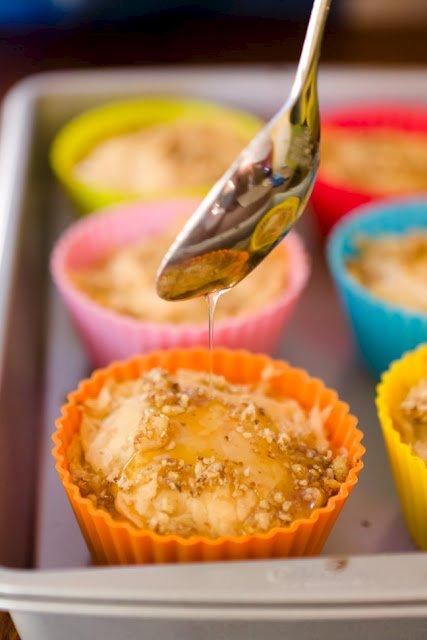 Chocolate Banana Baklava Cupcakes | Cupcake Project