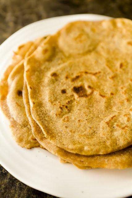 Mesquite Flour Tortillas