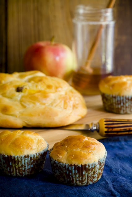Round Challah for Rosh Hashana | Cupcake Project