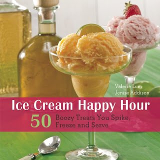 Giveaway – Ice Cream Happy Hour Book and Sucre and Spice Ice Cream Spoons