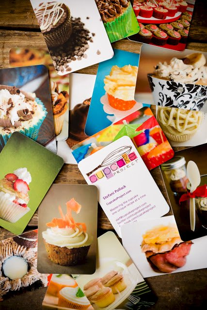 Business Time: Announcing New Save Recipe and Pinterest Buttons – Plus a MOO Card Giveaway