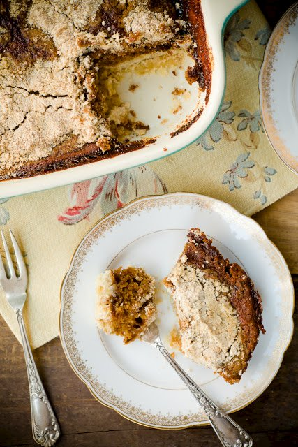 Shoofly Pie Bars