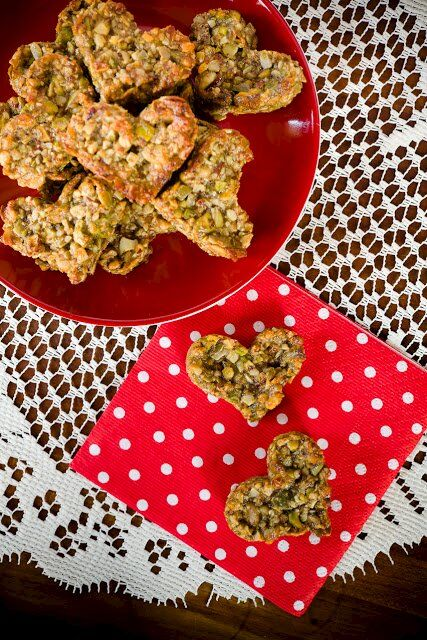 Honey, I'm Nuts for You – Easy Honey Nut Valentine's Day Cookies (Gluten-Free)
