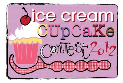 2012 Ice Cream Cupcake Contest