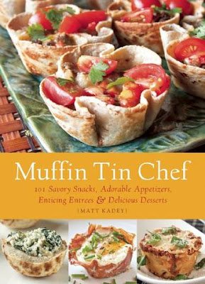 Muffin Tin Chef Signed Copy Giveaway
