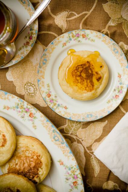 What Is a Crumpet? Plus, a Simple Crumpet Recipe