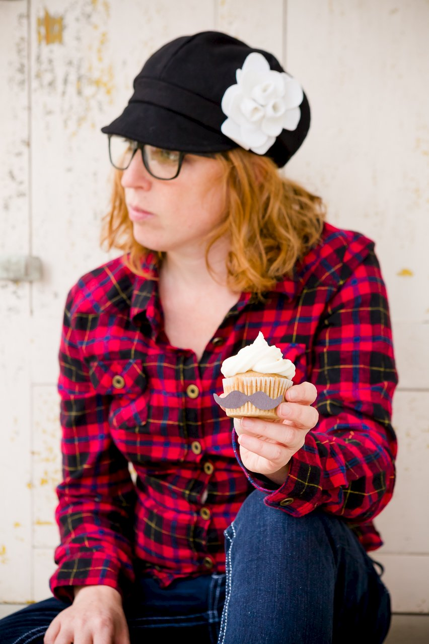 Hipster Cupcakes – Vegan PBR Cupcakes with Vegan Buttercream ...