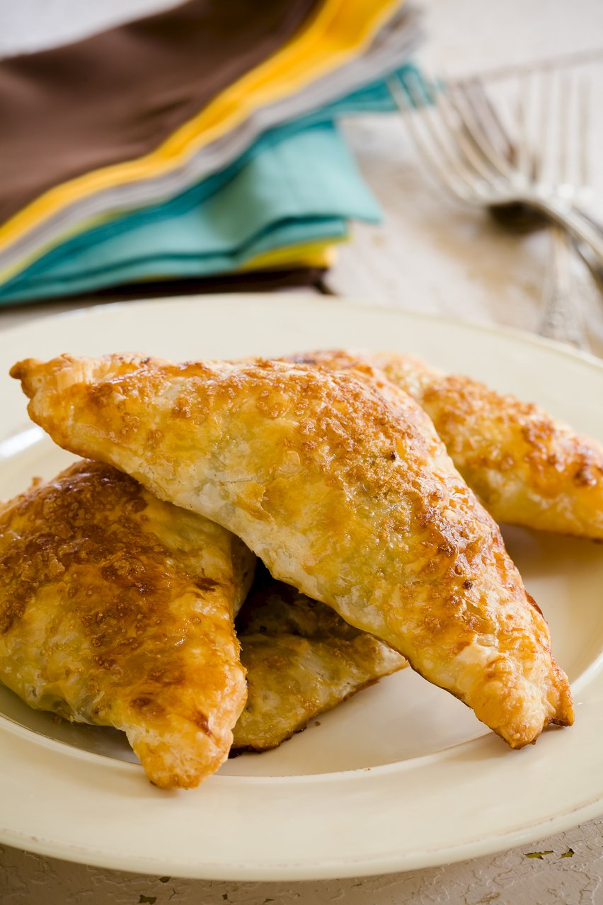 Maple Cinnamon Roasted Root Vegetable Turnovers