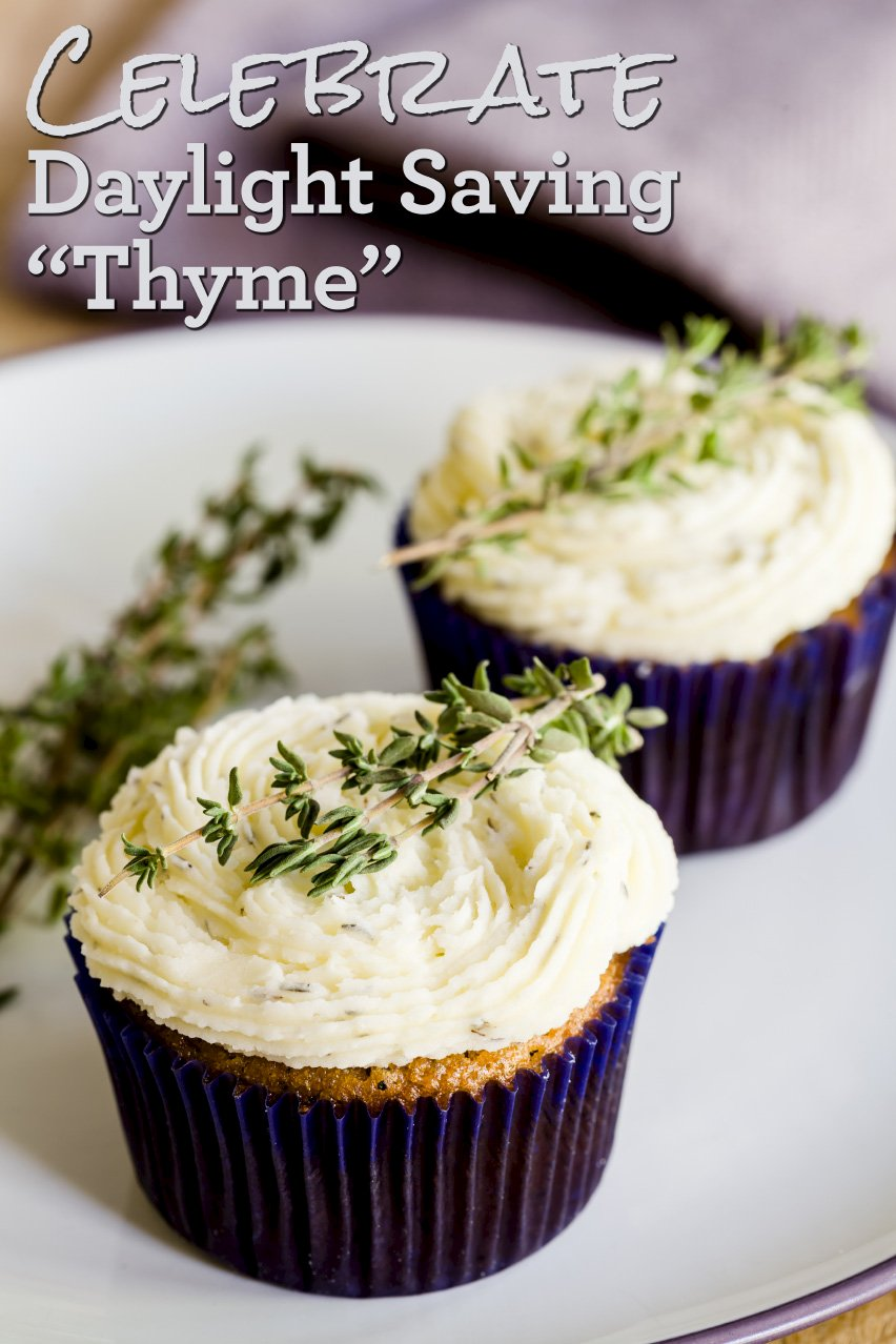 Savory Thyme Turnip Cupcakes Recipes — Dishmaps