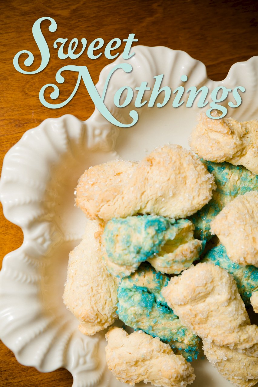 Sweet Nothings – Egg Kichel for Chanukah | Cupcake Project