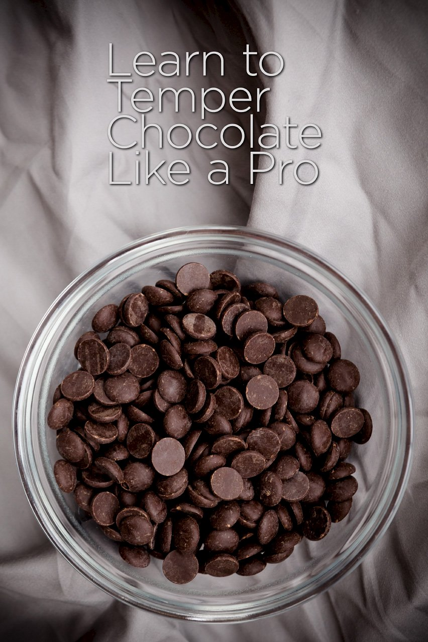 How to Temper Chocolate Like a Pro (You'll Be Surprised By How Easy It Is)
