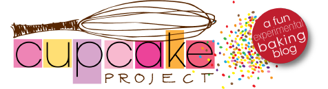Cupcake Project: An Experimental Cupcake Blog