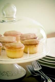 Caramel Cake Cupcakes