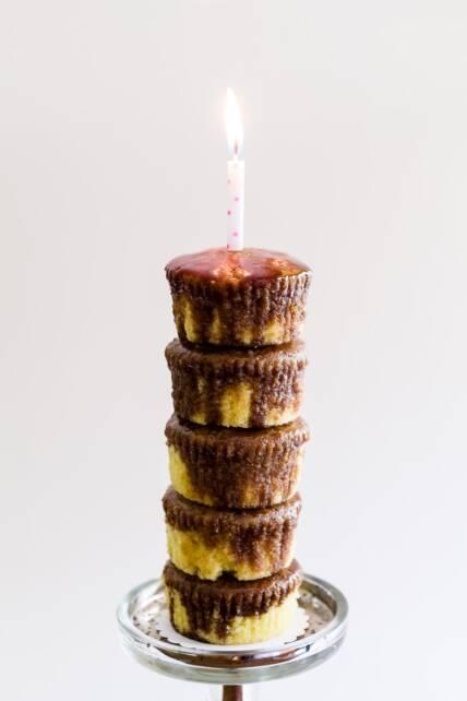Cupcake Layer Cake