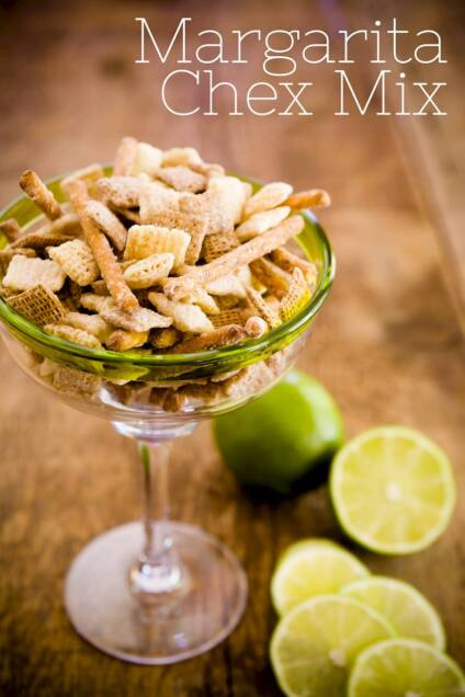 Homemade Margarita Chex Mix – An Easy and Wildly Addictive Last-Minute Party Snack