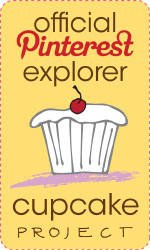 Cupcake Project Pinterest Explorers