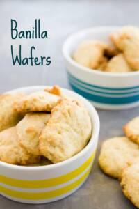 Banilla Wafers for Banana Pudding