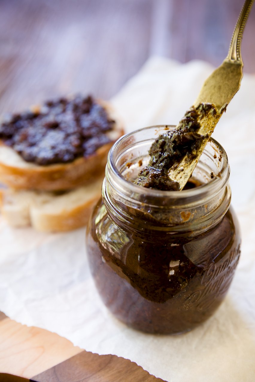 Chocolate Bourbon Bacon Jam Recipe