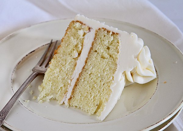 Best vanilla cake recipes