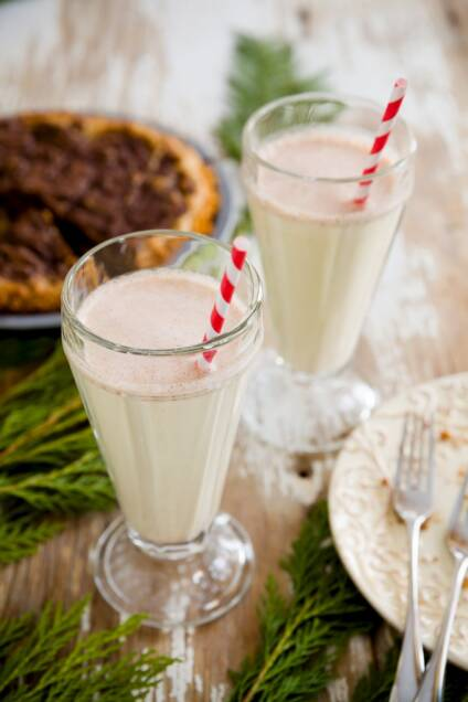 Eggnog Soda: The Christmas Drink for Kids