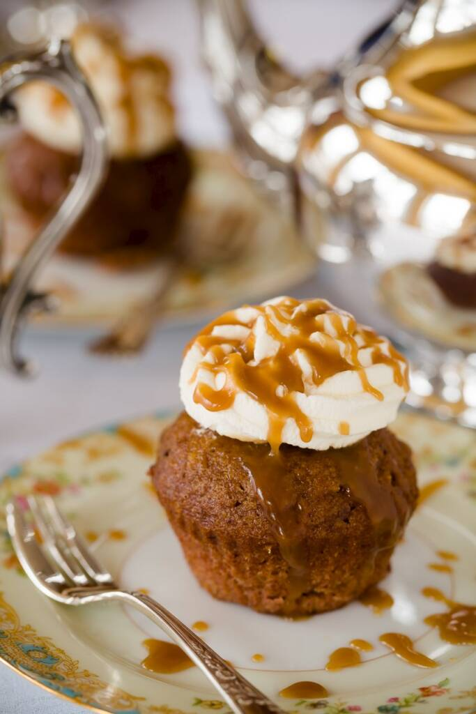 Sticky Toffee Pudding Cupcakes Cupcake Project