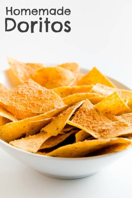 You Can Make Homemade Doritos