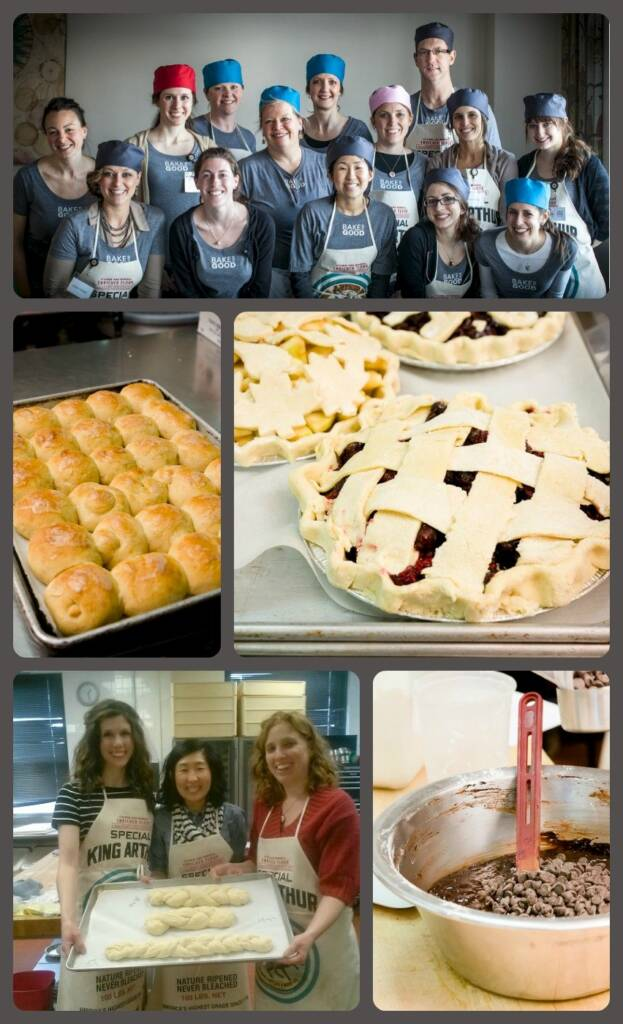 Bake for Good Collage