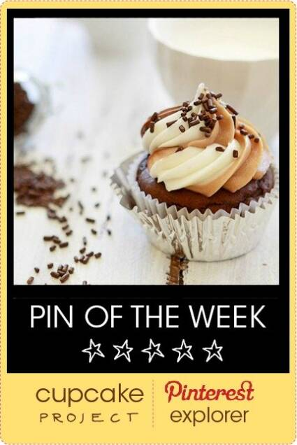 Nutella Cupcakes with Triple Cream Cheese Frosting from Goodlife Eats – Pin of the Week