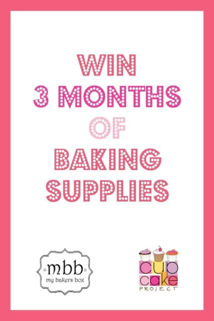 my bakers box giveaway