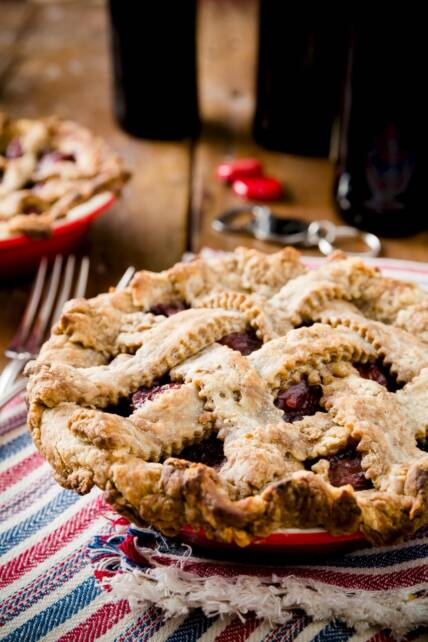 Just When You Thought Cherry Pie Couldn't Get Any Better